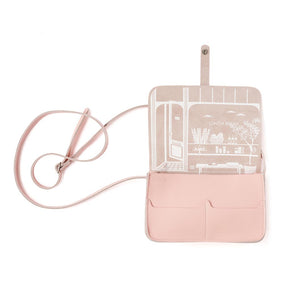 Tasche, Lunch Break, Soft Pink