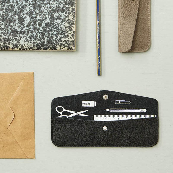 Etui, Pen Pal, Black