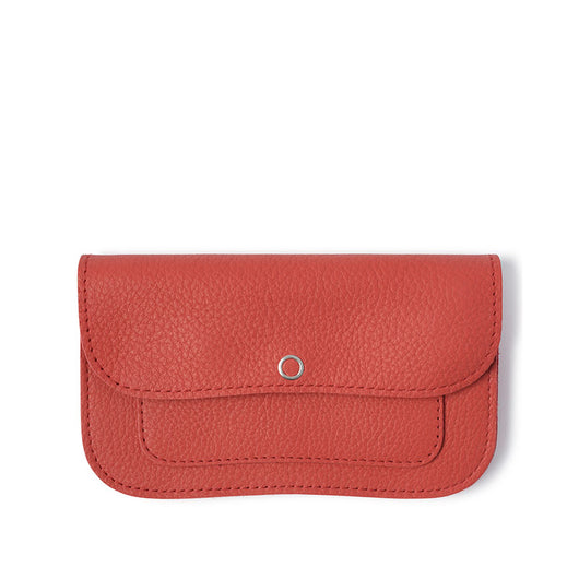 Portemonnaie, Cat Chase Medium, Coral