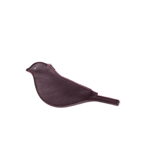 Etui, Tweet Bird, Aubergine