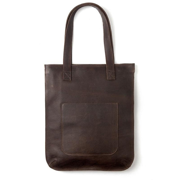 Tasche, Hungry Harry, Dark Brown used look