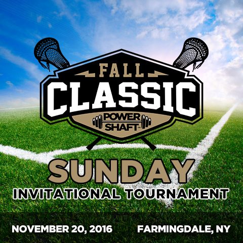 Picture of Fall Classic 2016 - SUNDAY - Invitational Tournament