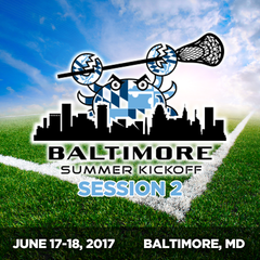 Baltimore Summer Kickoff 2017 - SESSION 2