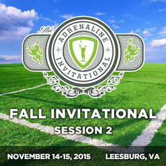 Adrenaline Fall Invitational 2015 - SESSION 2