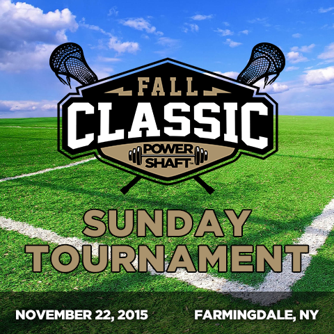 Picture of Fall Classic 2015 - SUNDAY Tournament