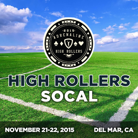 Picture of High Rollers: SoCal 2015