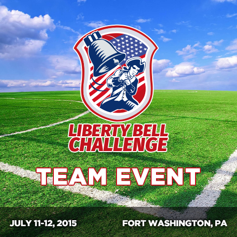 Picture of Liberty Bell 2015 - TEAM