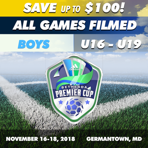 Picture of Bethesda Premier Cup Boys 2018