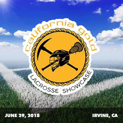 Picture of California Gold Lacrosse Showcase 2018