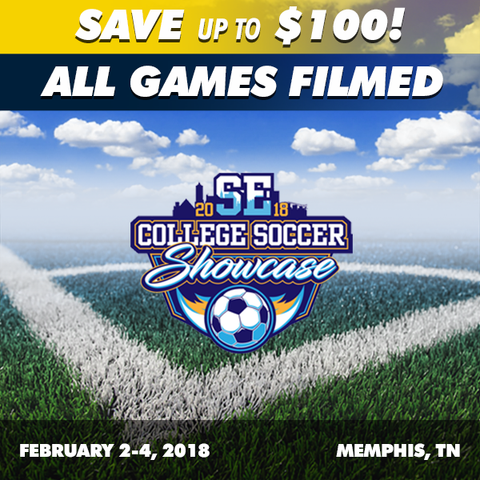 Picture of SE College Soccer Showcase BOYS 2018