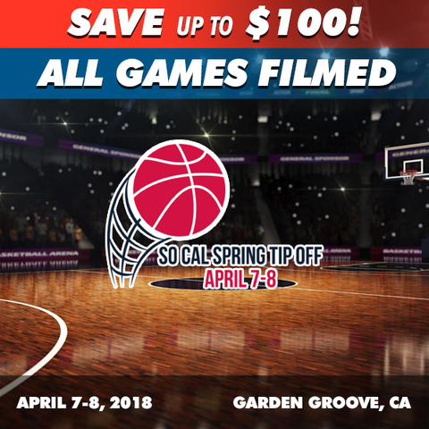 Picture of SoCal Spring Tip-Off 2018