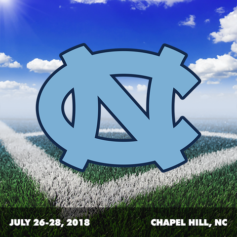 Picture of UNC Team Camp 2018