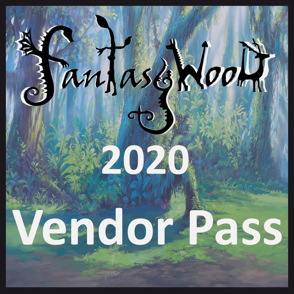 FantasyWood 2020 Vendor's Pass