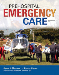 Prehospital Emergency Care, 10th Ed.