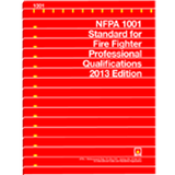 NFPA 1001 Fire Fighter Professional Qualifications, 2013 Edition