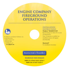 Engine Company Fireground Operations, 3rd Edition Instructor's ToolKit