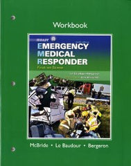 Workbook for Emergency Medical Responder: First on Scene, 9th Ed.
