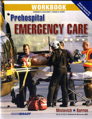 Workbook for Prehospital Emergency Care, 9th Ed.