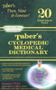 Taber's Cyclopedic Medical Dictionary, 21st Ed.