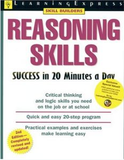 Reasoning Skills: Success in 20 Minutes A Day 2nd Edition