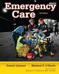 Emergency Care, 12th Ed.