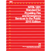 NFPA 1201: Standard for Providing Fire and Emergency Services to the Public, 2015 Edition