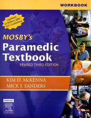 Student Workbook to Mosby's Paramedic Textbook, 3rd Ed.