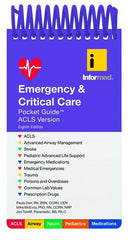 Emergency & Critical Care Pocket Guide; ACLS Version, 7th Ed.