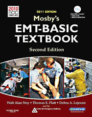 Mosby's EMT-Basic Textbook, 2nd Edition (Non-Revised)