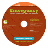 Instructor's Toolkit to Emergency Care and Transportation of the Sick and Injured, 10th Ed.