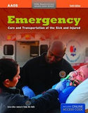 Emergency Care and Transportation of the Sick and Injured, 10th Ed Book & Student Workbook Set