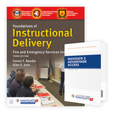 Foundations of Instructional Delivery: Fire and Emergency Services Instructor I, 3rd Edition (Includes Navigate 2 Advantage Access)