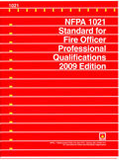 NFPA 1021: Standard for Fire Officer Professional Qualifications, 2014 Edition
