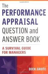 The Performance Appraisal Question & Answer Book