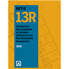 NFPA 13R: Standard for the Installation of Sprinkler Systems in Low-Rise Residential Occupancies, 2016 Ed.