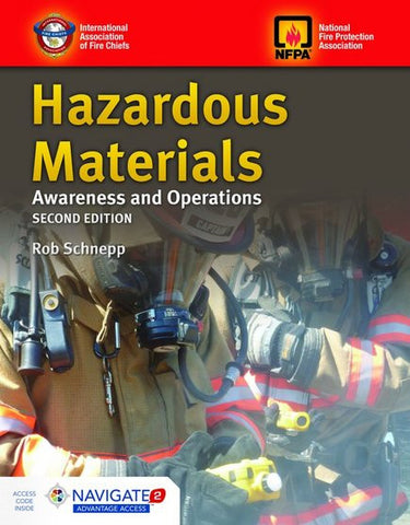 Hazardous Materials Awareness And Operations 2nd Edition Includes Nav