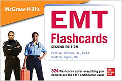 McGraw-Hill's EMT Flashcards, 2nd Edition
