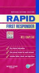 RAPID First Responder Pocket Guide, 2nd Ed.