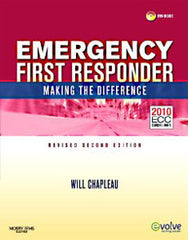 Emergency First Responder: Making the Difference, 2nd Ed.
