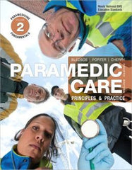 Workbook for Paramedic Care: Principles & Practice, Volume 2, 4th Edition