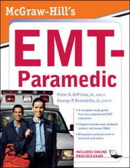 McGraw-Hill's EMT-Paramedic, 1st Ed.