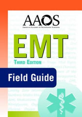 EMT Field Guide, 3rd Ed