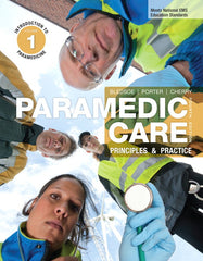 Workbook for Paramedic Care: Principles & Practice, Volume 1, 4th Edition