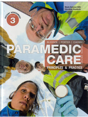 Paramedic Care: Principles & Practice, Volume 3, Patient Assessment, 4th Edition