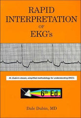 Rapid Interpretation of EKG's, 6th Edition