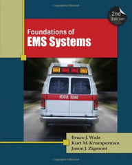 Foundations of EMS Systems, 2nd Ed.