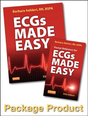 ECGs Made Easy - Book and Pocket Reference Package, 5th Edition