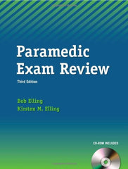 The Paramedic Exam Review, 3rd Edition