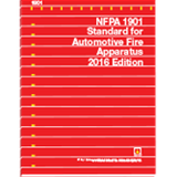 NFPA 1901: Standard for Automotive Fire Apparatus, 2016 edition