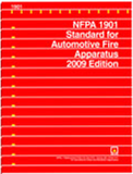 NFPA 1901: Standard for Automotive Fire Apparatus, 2009 Ed